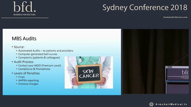 The business of a skin cancer practice Dr Lily Vrtik