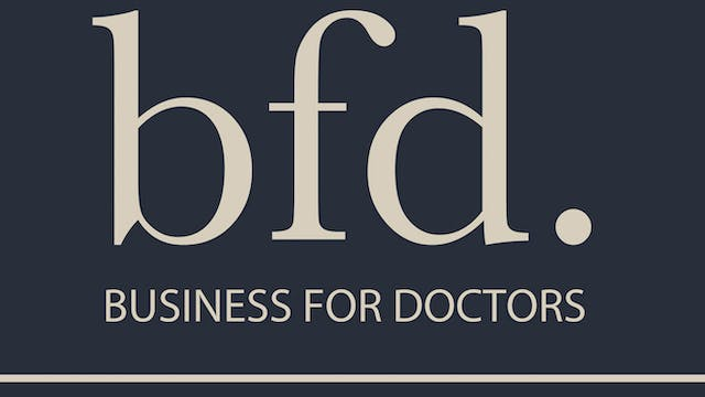 BFD Medical Practice Owners