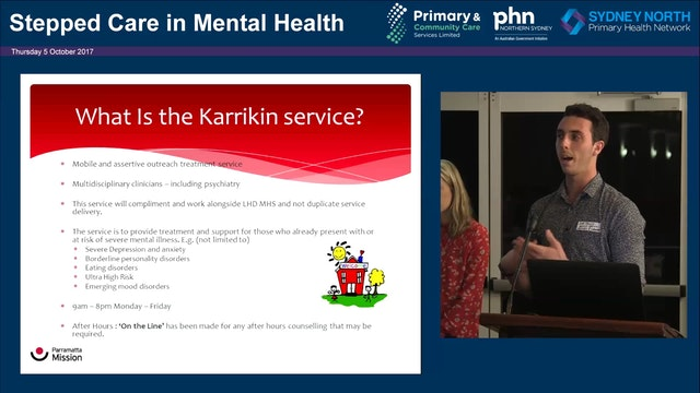 Karrikin Youth Mental Health Program