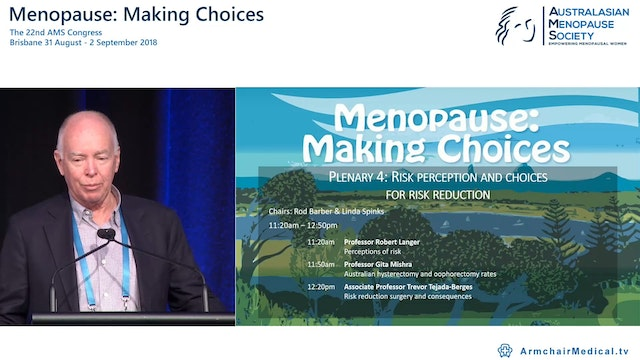 Hereditary breast and ovarian cancer syndrome Focus on management options Assoc Prof Trevor Tejada-Berges