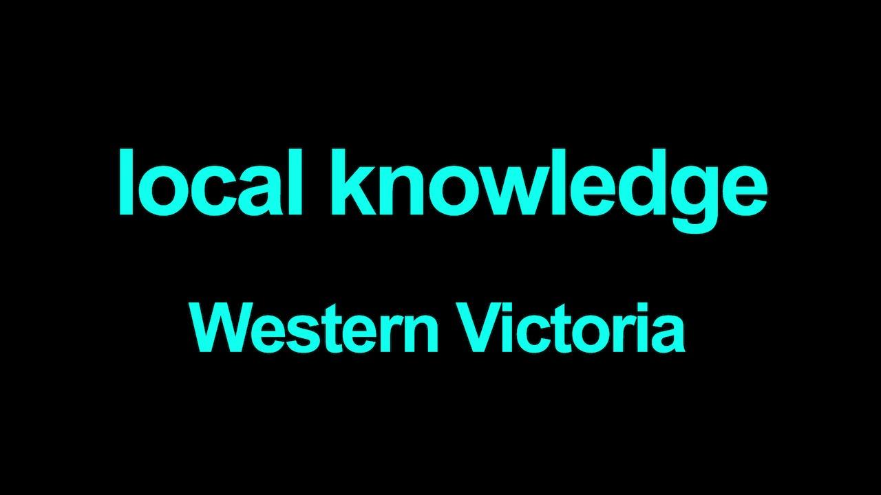Local Knowledge Western Victoria Blurred