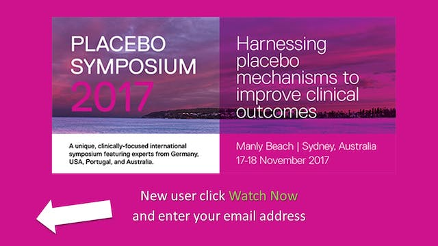 Placebo Symposium