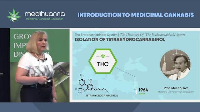 Introduction to Medical Cannabis Plus Case Studies - Pain Management, Palliative Care & Cancer Dr. Teresa Towpik