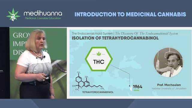 Introduction to Medical Cannabis Plus Case Studies - Pain Management, Palliative Care & Cancer Dr. Teresa Towpik