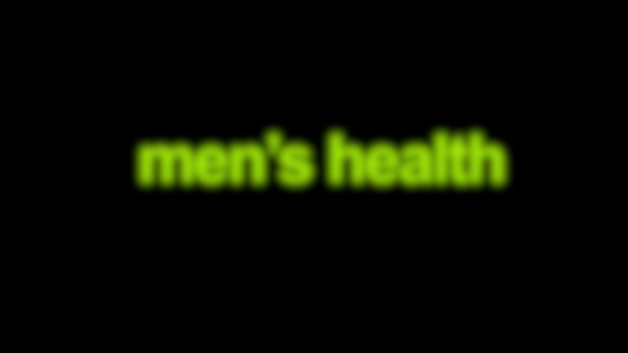 Men's Health Blurred