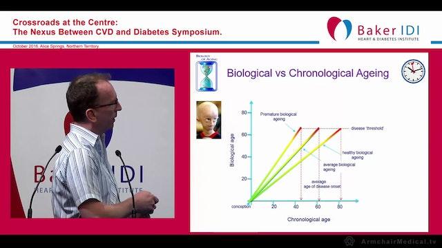 Epigenetic variation, metabolic programming and diabetes in humans Prof Richard Saffery