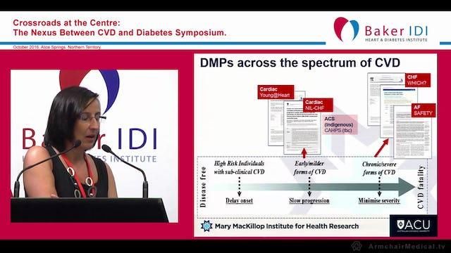 Chronic disease management in heart failure and heart diesease - nurse-led models of care Prof Melinda Carrington