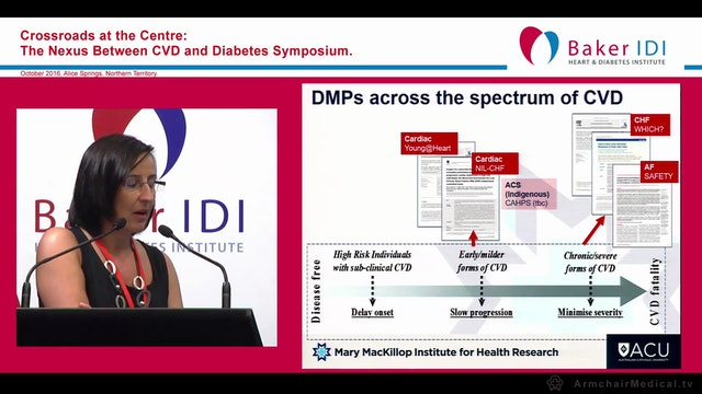 CVD & nurse-led models of care Prof C...