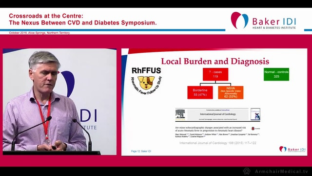 Rheumatic Heart Disease What's New Pr...
