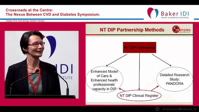Type 2 Diabetes in pregnancy and PANDORA Prof Louise Maple-Brown