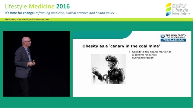 Where does obesity meet under-nutrition and climate change and are there joint solutions? Prof Boyd Swinburn
