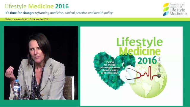 Lifestyle intervention with focus on diet,  nutrition and physical activity Panel Discussion 2