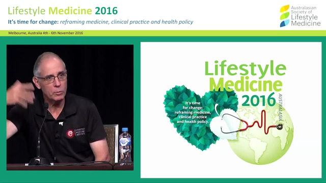 Lifestyle intervention: evidence, application and emerging trends Panel Discussion