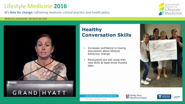 Abstract: Healthy Start Workforce Pro...