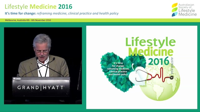 Lifestyle Medicine: Past, Present, an...