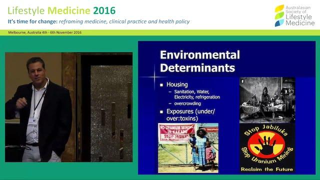 Bush Medicine: The social, environmental  and cultural context of health in aboriginal  communities Dr James Read