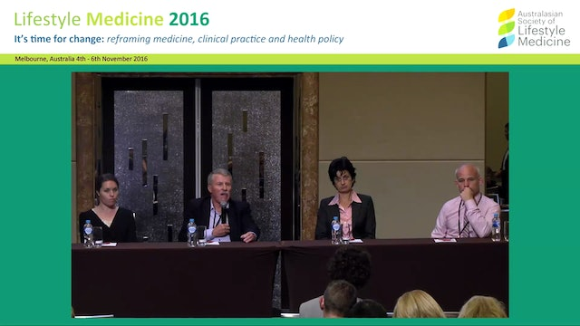 'Diabesity', metabolic and cardiovascular  disease Panel Discussion