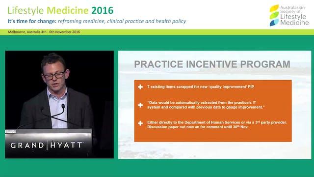 GP as Public Health Physician Dr Hami...