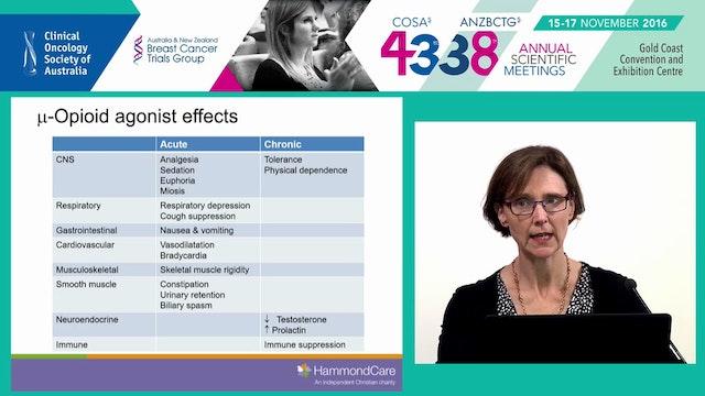 Cancer pain management AProf Melanie ...