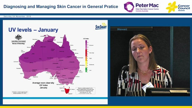 Skin Cancer Prevention Shannon Jones