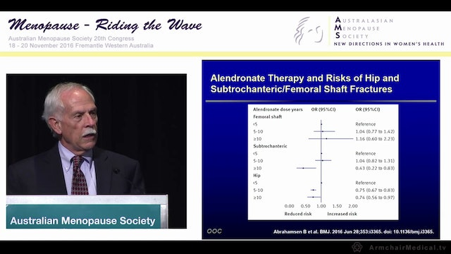 Bones The latest in osteoporosis management Michael McClung