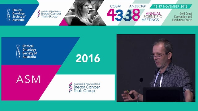 Breast density change Towards tailoring of adjuvant endocrine therapy Andrew Redfern