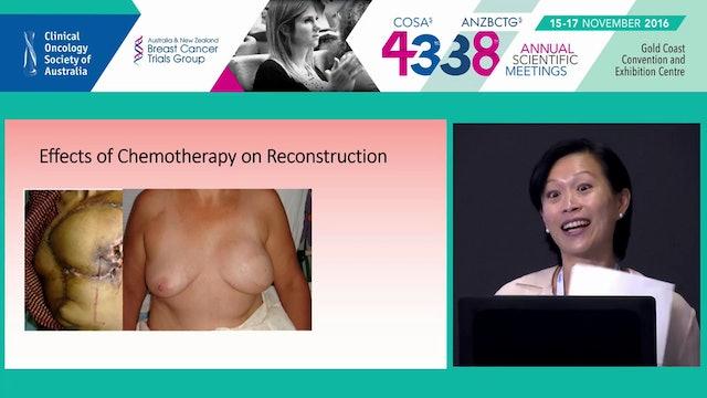 Breast Reconstruction & adjuvant Chemoradiotherapy Lily Vrtik