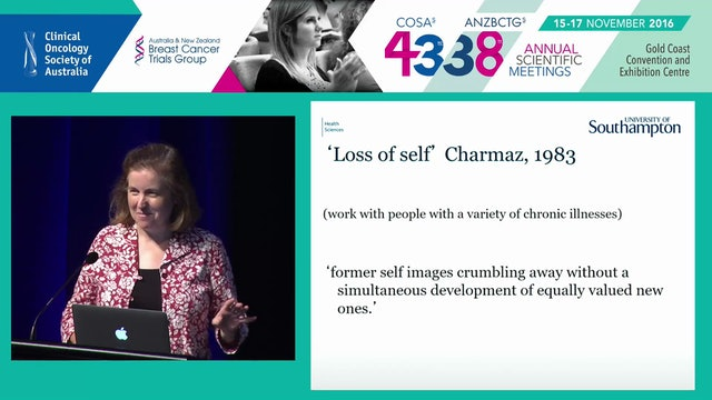Managing menopause in breast cancer Deborah Fenlon