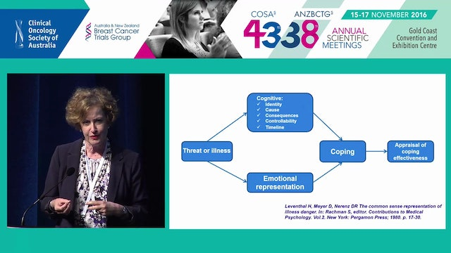 The lived experience of breast cancer­related lymphoedema Jane Turner