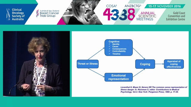 The lived experience of breast cancerrelated lymphoedema Jane Turner
