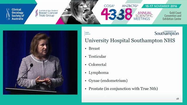 Global issues in breast cancer survivorship Deborah Fenlon