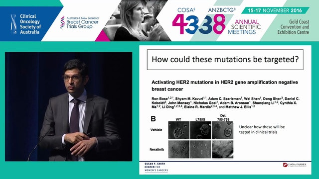 Targeting therapeutic resistance in H...