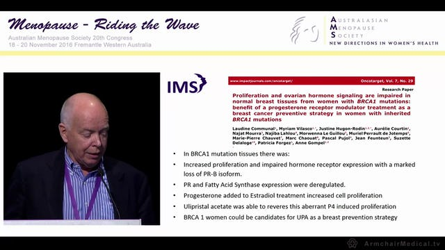 Highlights from IMS Prague meeting rof Rod Baber