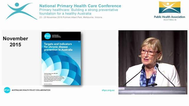Australia's Health Tracker by Area Rosemary Calder AM