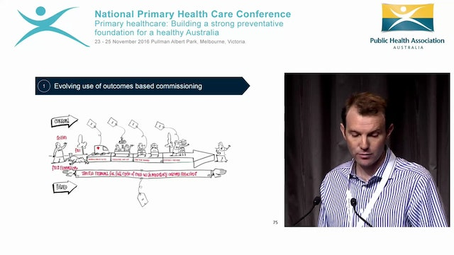 Commissioning for a population of one Key commissioning trends for PHNs to consider Jay Rebbeck