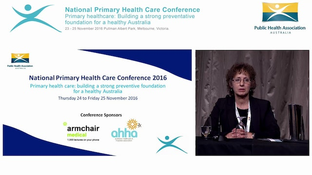 Reflections on primary health care Panel Discussion