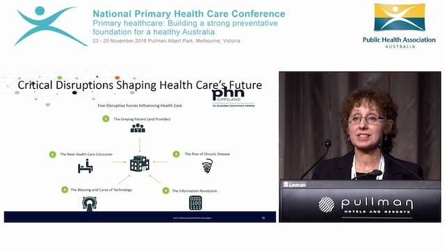 Reflections on Primary Health Care Marianne Shearer