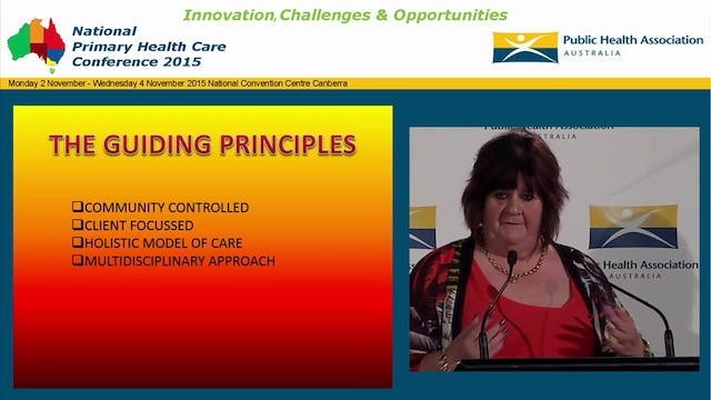 Innovations in primary health care Julie Tongs