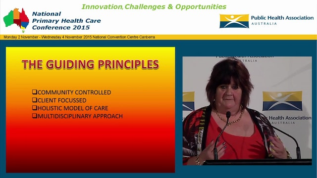 Innovations in primary health care Ju...