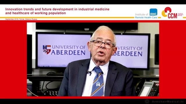 IRHC in Russia Prof John Nelson Norman