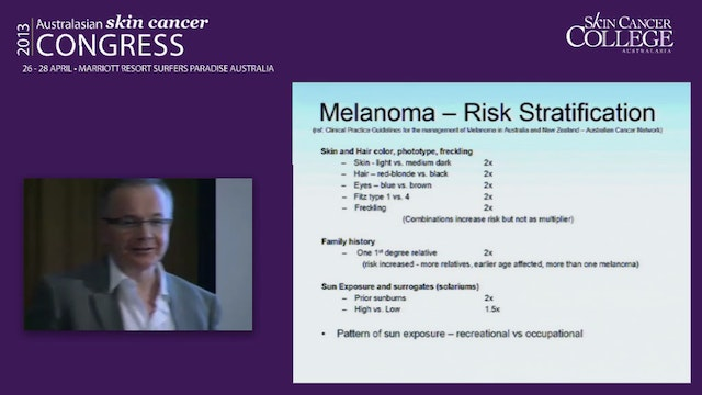 Clinical clues to skin cancer Dr Rich...