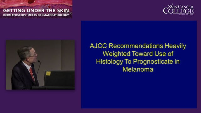 Diagnosis and Treatment of Pigmented Skin Lesions Reconsideration and Reconciliation Dr Clay Cockerell