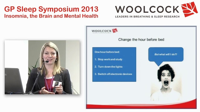 Child & Adolescent Sleep Dr Amanda Gamble