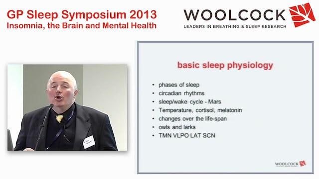Psycho-pharmacology of Insomnia Anti-depressants and anti-psychotics Dr Chris Blackwell