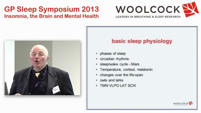 Psycho-pharmacology of Insomnia Anti-depressants and anti-psychotics Dr Chris Blackwell