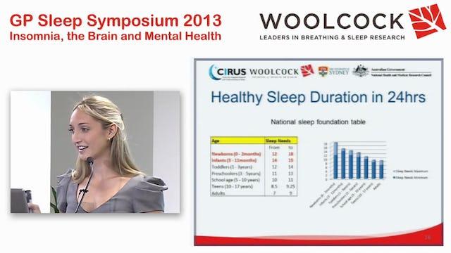 Sleep in Pregnancy and Baby Sleep Liora Kempler Psychologist