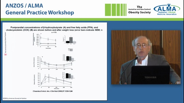 Meal replacements and very low energy diets Prof Joe Proietto
