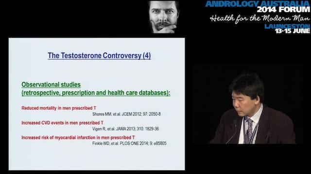 An update on testosterone Professor Bu Yeap, The University of Western Australia, Fremantle Hospital