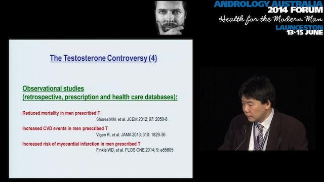 An update on testosterone Professor B...