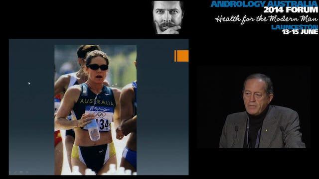 Sport and performance A Professor Peter Brukner OAM